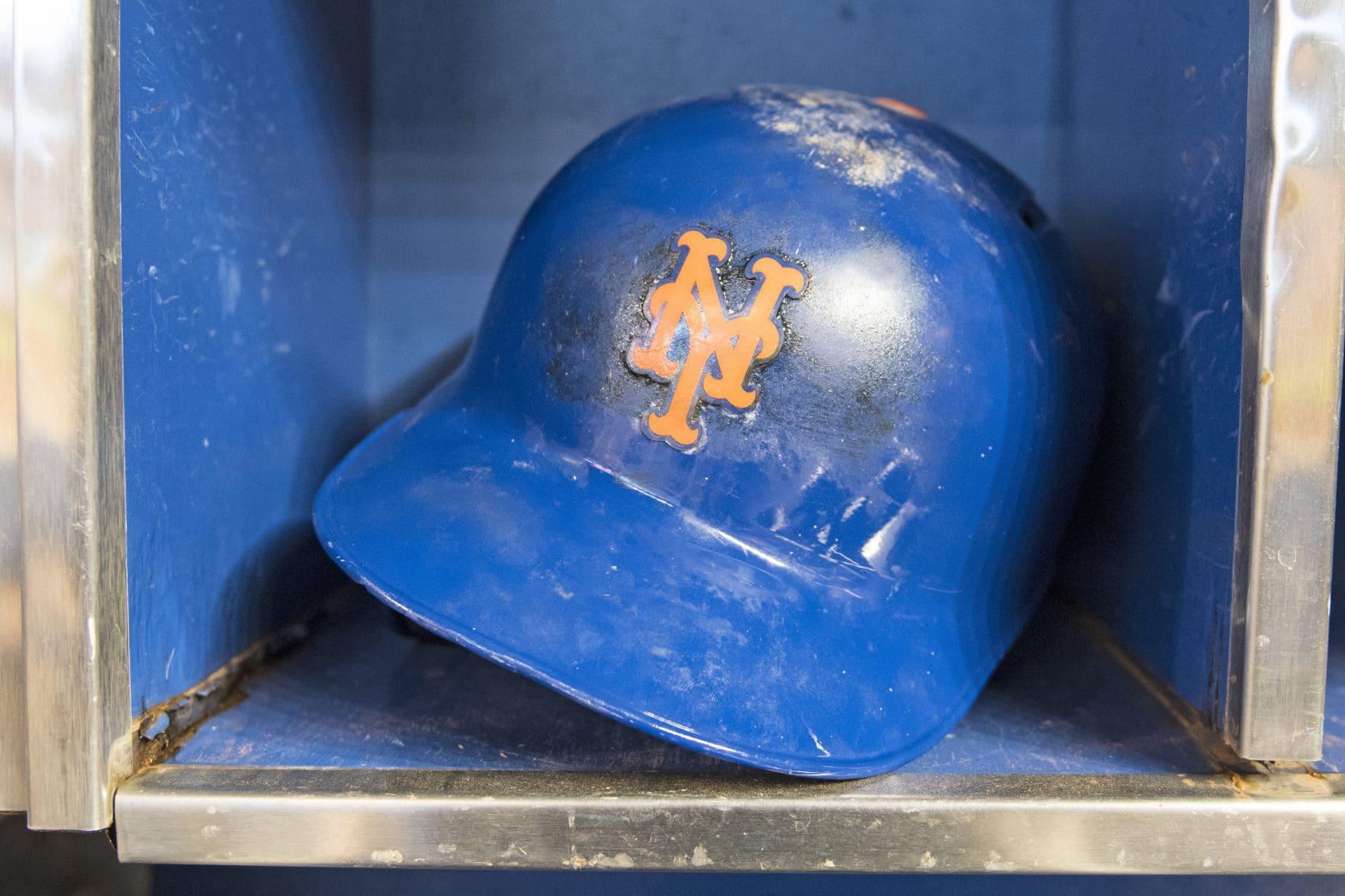 New York Mets, Helmet, MLB