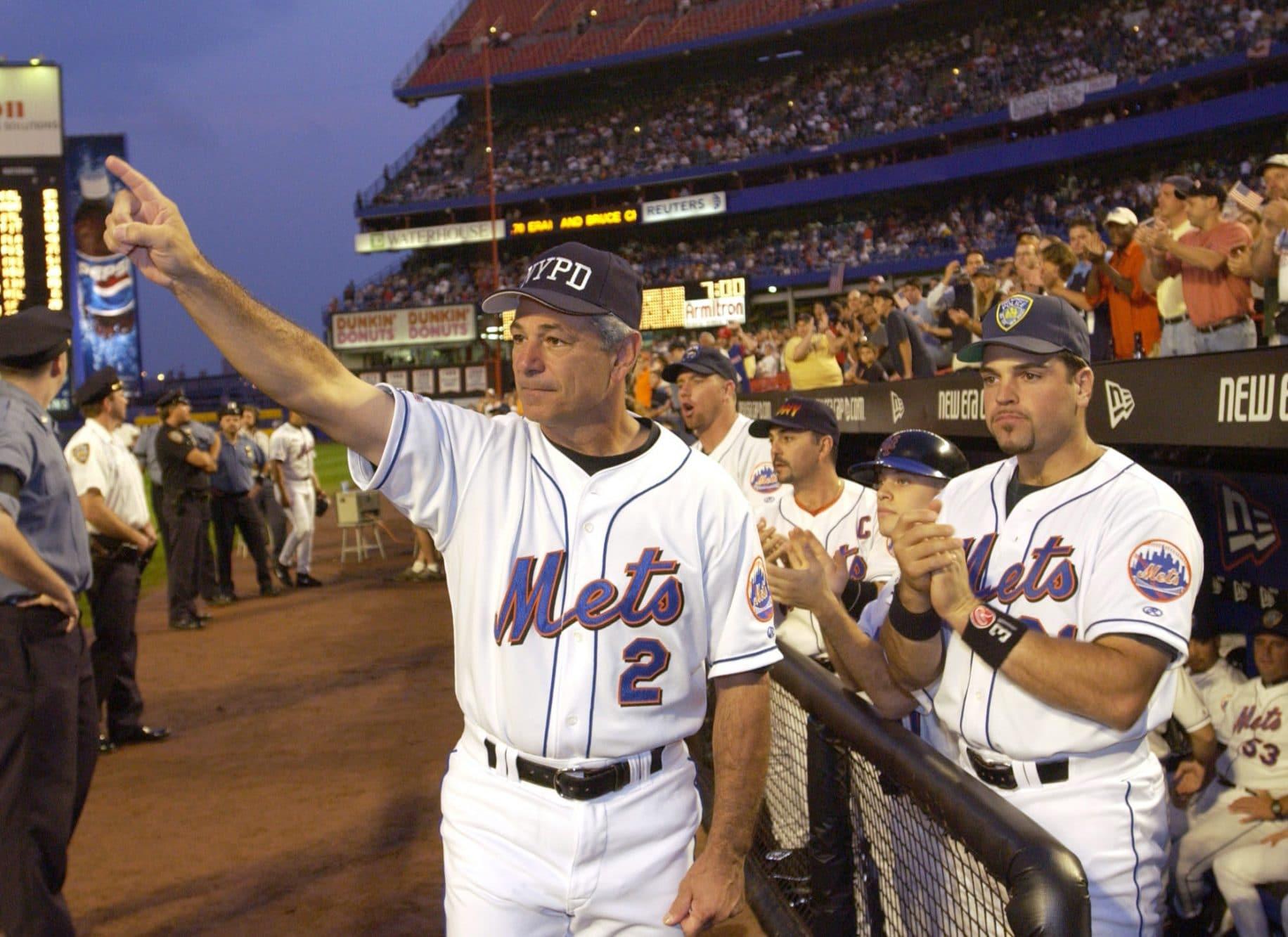 Bobby Valentine New York Mets