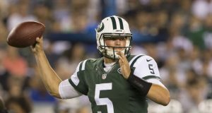 New York Jets, Christian Hackenberg, NFL