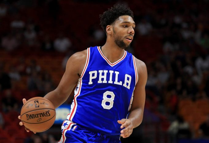 Brooklyn Nets acquire Jahlil Okafor from 76ers for Trevor Booker (report) (Photo by Mike Ehrmann/Getty Images)