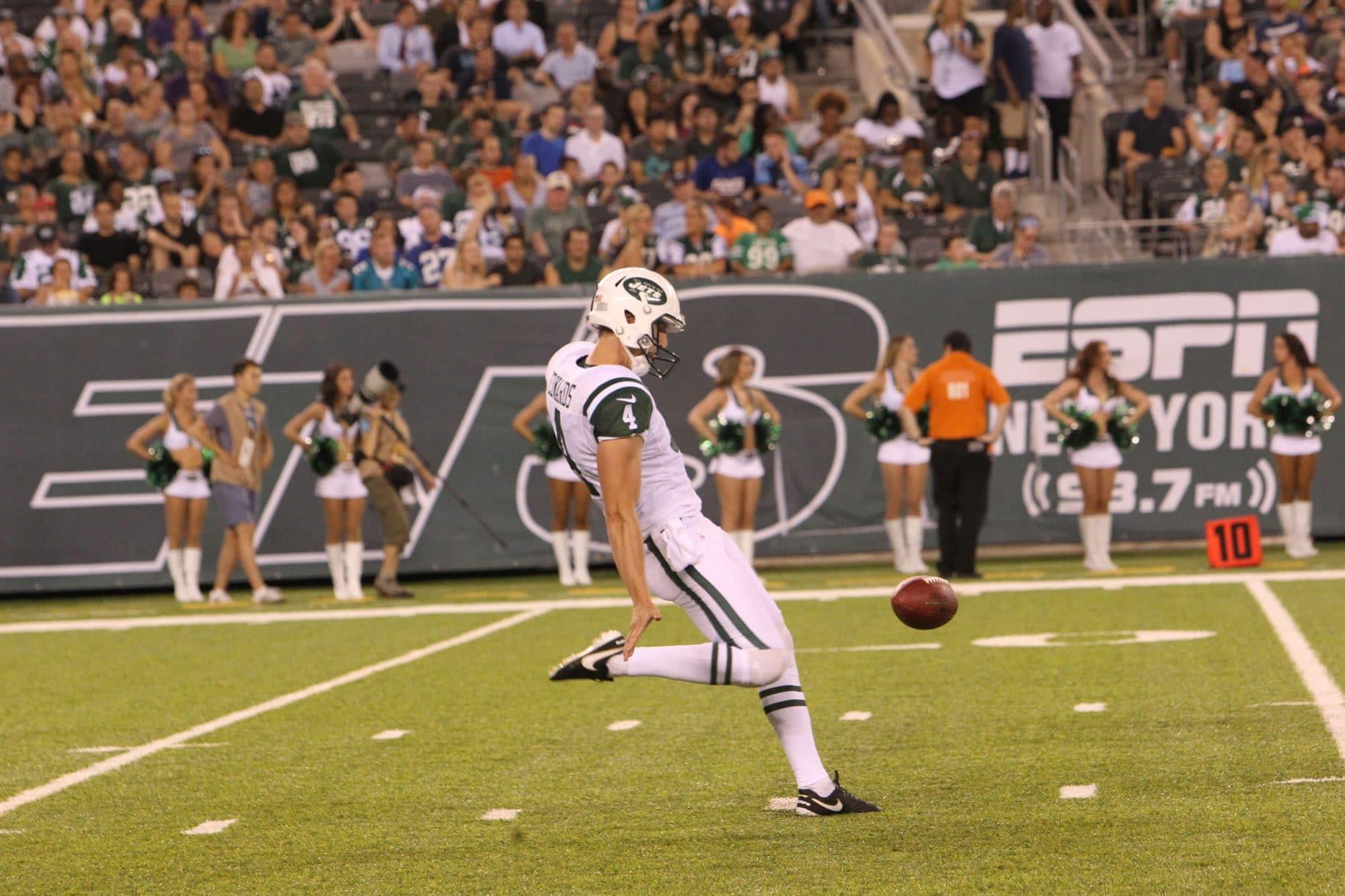 Lachlan Edwards New York Jets