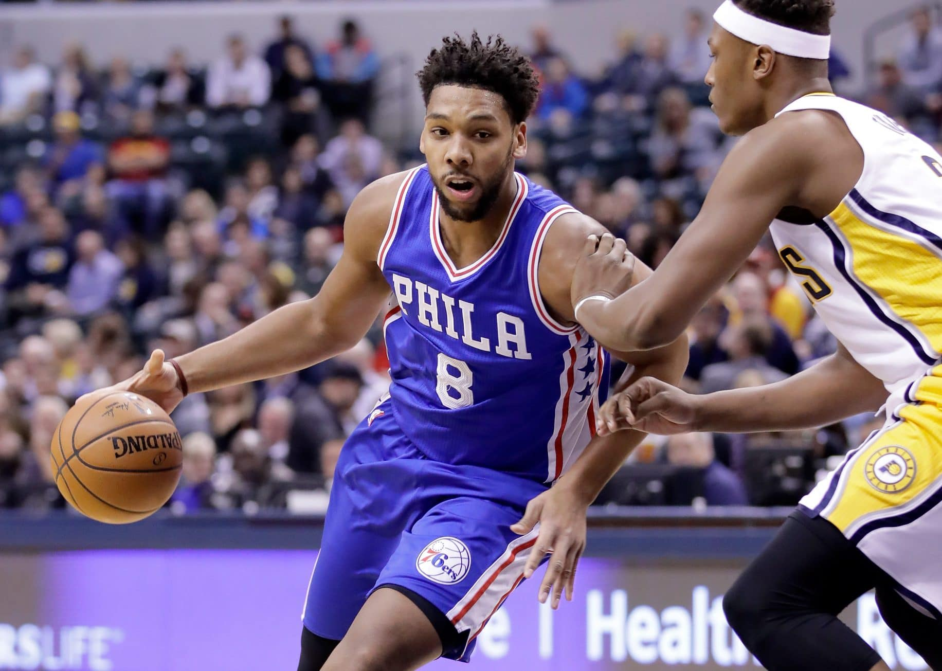 Jahlil Okafor on the rebound, starting fresh with the Brooklyn Nets