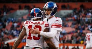 New York Giants, Eli Manning, Odell Beckham Jr.