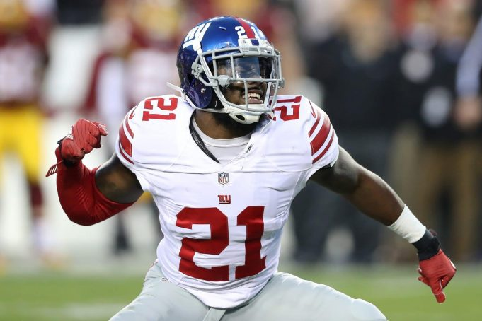 New York Giants: Landon Collins is Big Blue's only Pro Bowl selection
