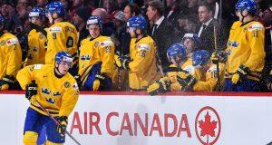 New York Rangers Lias Andersson Named Team Sweden Captain