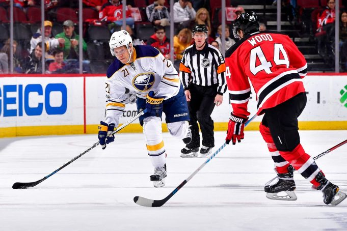 New Jersey Devils Buffalo Sabres