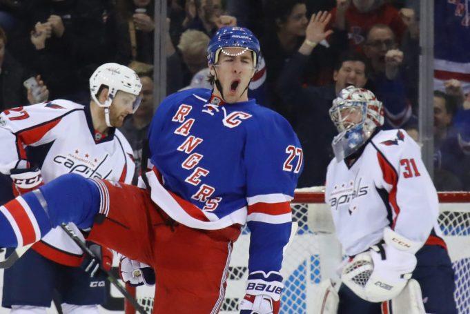 New York Rangers, Ryan McDonagh, NHL