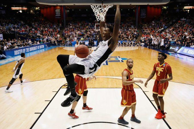 Providence Friars, USC Trojans, College Basketball
