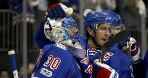 Henrik Lundqvist, Ryan McDonagh, New York Rangers