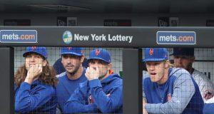 Noah Syndergaard Matt Harvey New York Mets