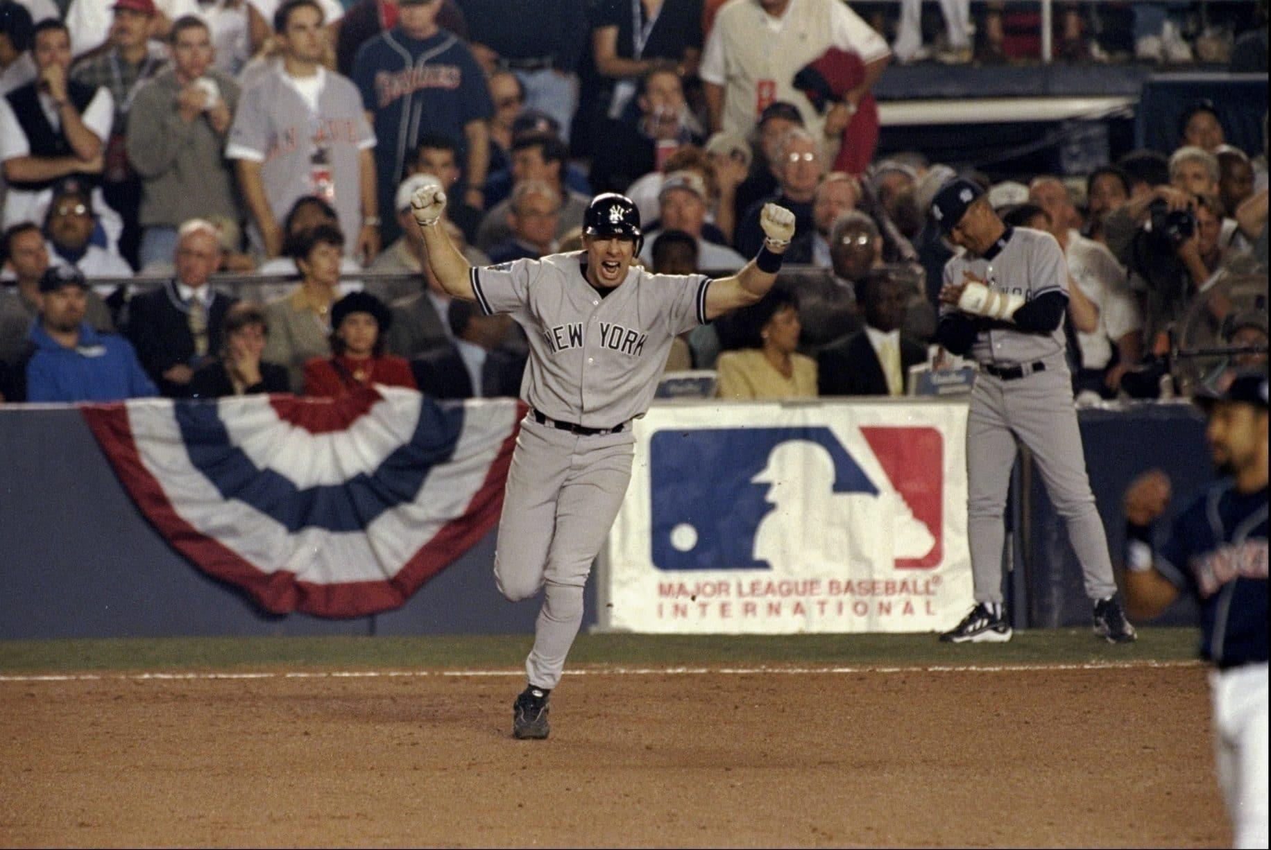 Scott Brosius, New York Yankees 1998 World Series