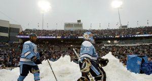 NHL Network Originals: The First Winter Classic, Hockey Goes Outside