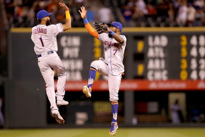 Amed Rosario wants Jose Reyes back with New York Mets
