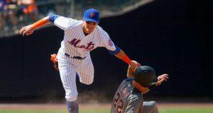 Gavin Cecchini Jhoan Urena New York Mets