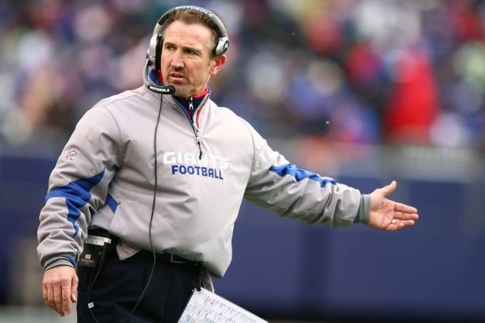Steve Spagnuolo Can Look To