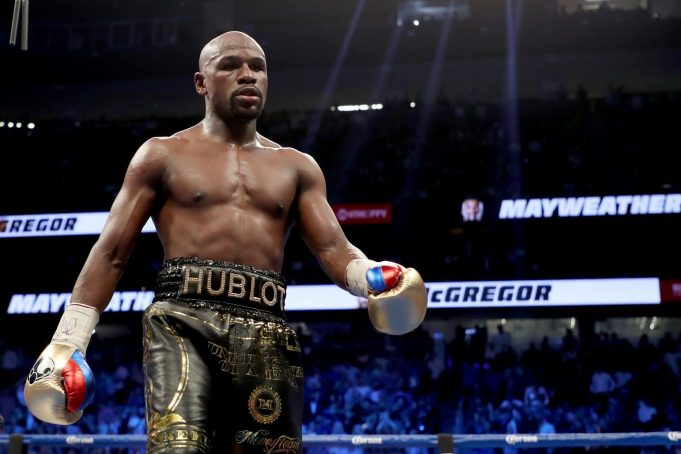 Floyd Mayweather Jr., Boxing