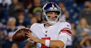 Have the New York Giants already ruined Davis Webb?