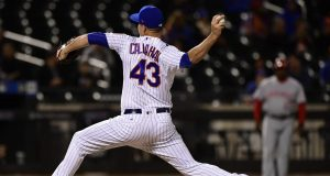 New York Mets, Jamie Callahan, MLB