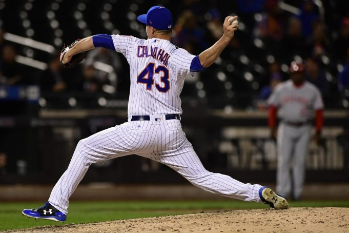 New York Mets, Jamie Callahan, MLB