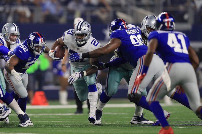 Spoiler Alert: New York Giants have new task against Dallas Cowboys