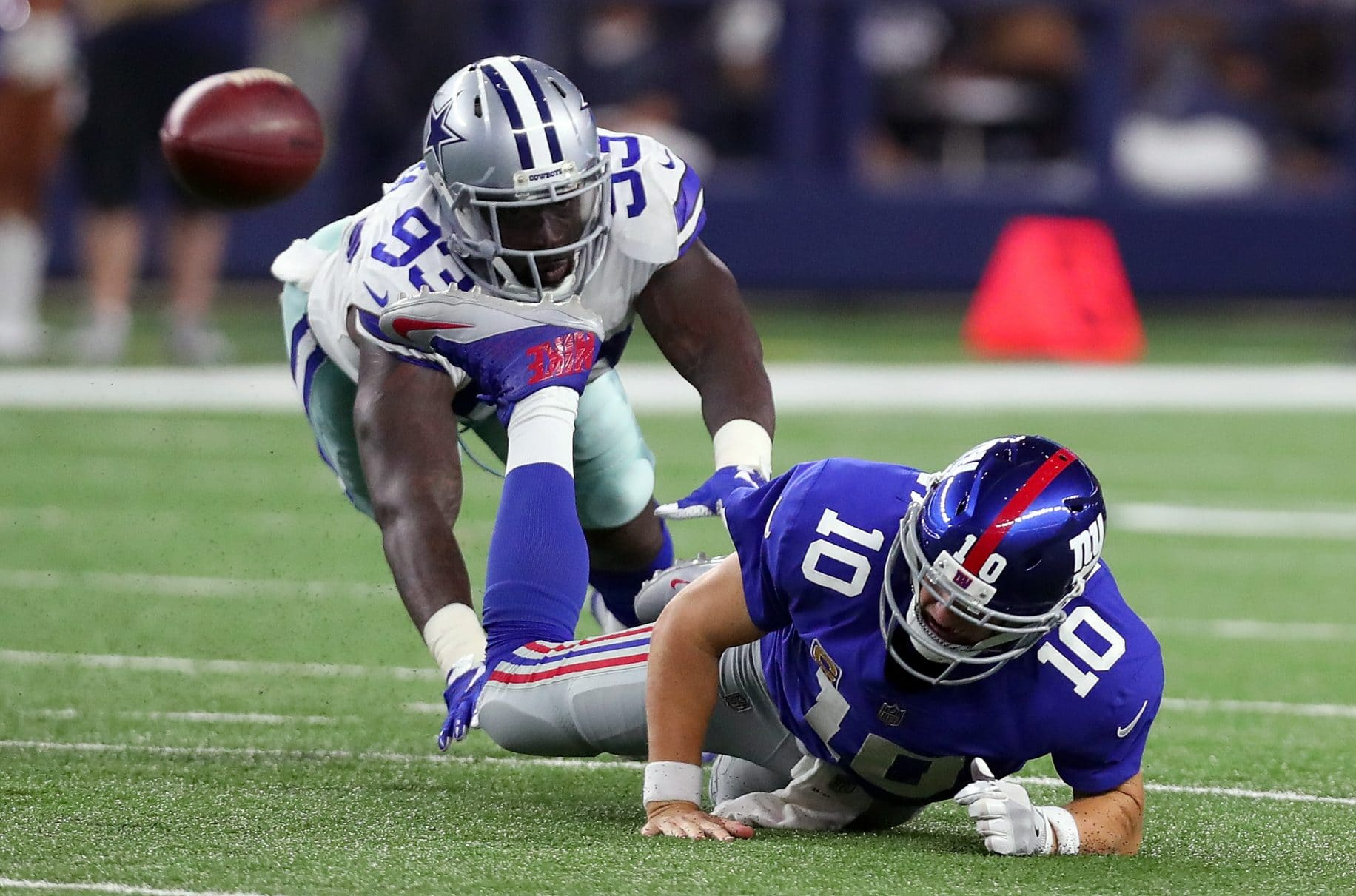 New York Giants Face NFC East Rival Dallas Cowboys in Week 14