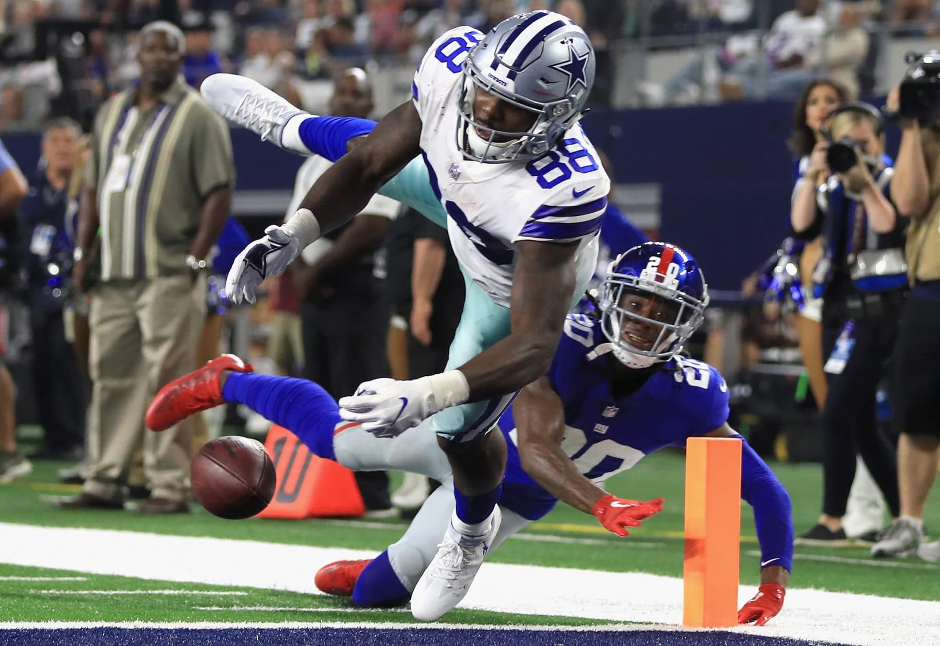 New York Giants: 5 keys to victory over the Dallas Cowboys