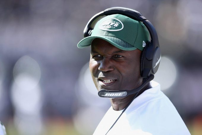 New York Jets Daily, 12/5/17: Todd Bowles, 'Wooden Nickels', and Herm Edwards