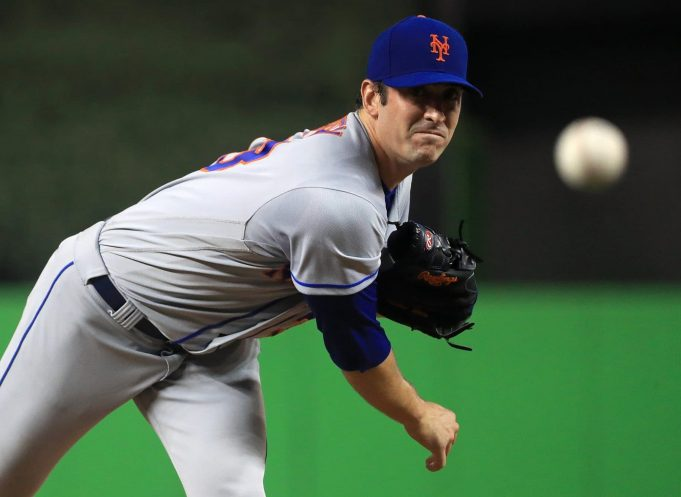 Why on Earth did the New York Mets tender a contract to Matt Harvey?