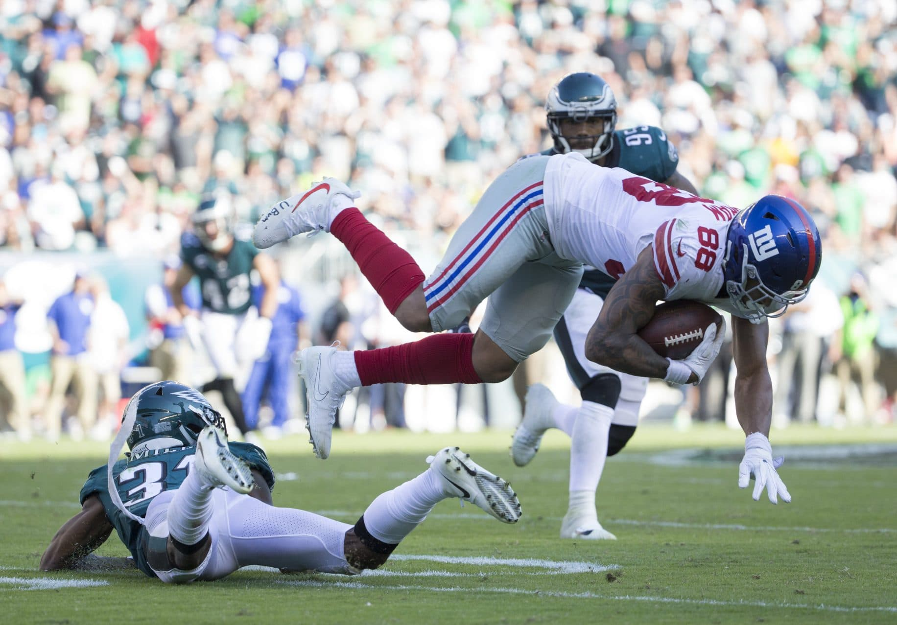 4 keys to victory for the New York Giants vs. Philadelphia Eagles