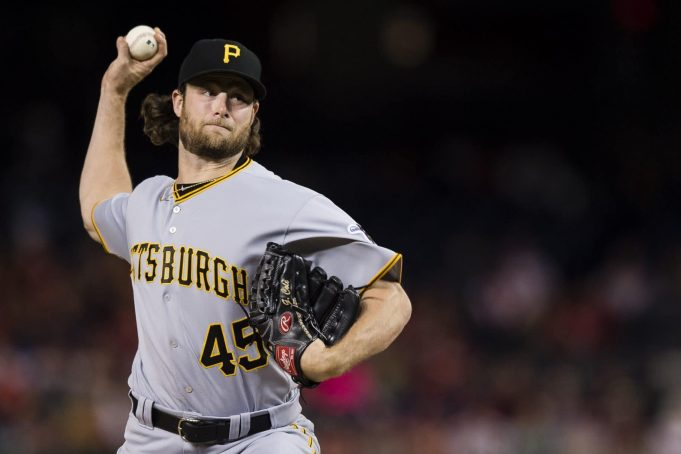Cole for Christmas? New York Yankees express interest in Gerrit Cole (Report)