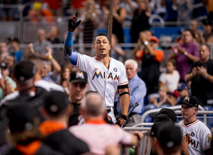 New York Mets fans should rejoice Giancarlo Stanton's NL East departure