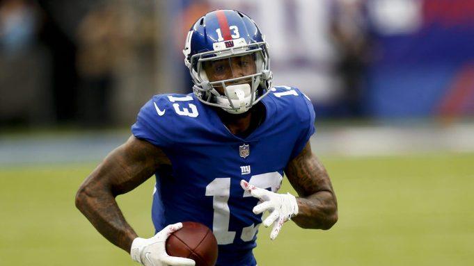 Odell Beckham Jr., New York Giants, NFL
