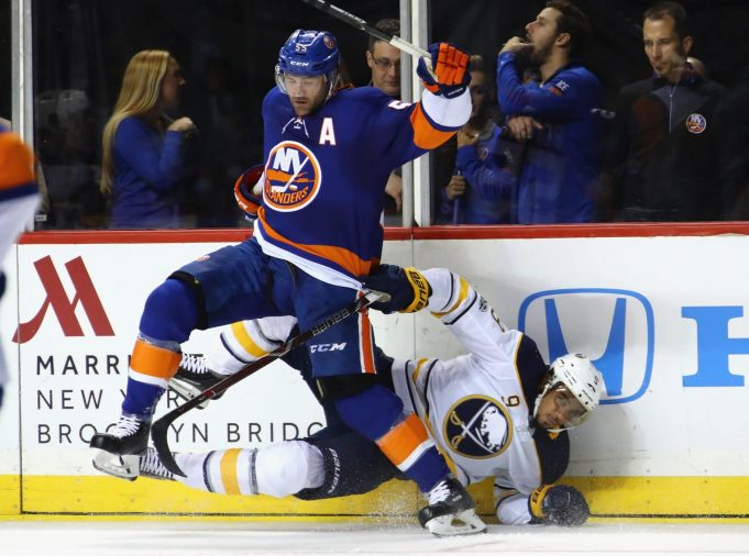 New York Islanders edge Sabres in overtime 3-2 to close homestand (Highlights)