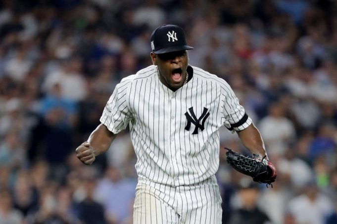 New York Yankees: Luis Severino's 'day at the beach' is not what you think