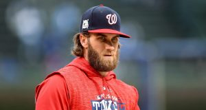 New York Yankees trade for Giancarlo Stanton hurts Bryce Harper