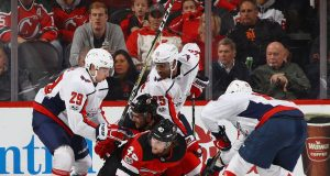 New Jersey Devils Dish Taylor Hall