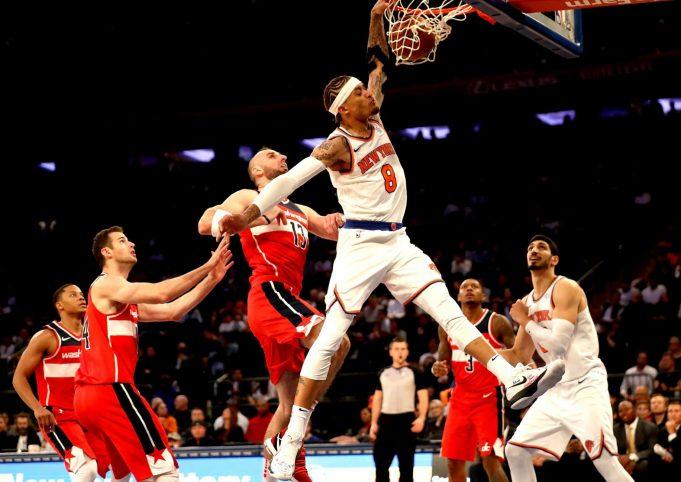 New York Knicks, Michael Beasley, NBA