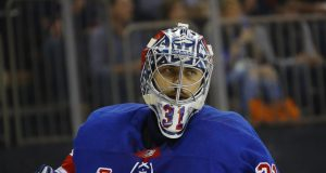 New York Rangers 1, Dallas Stars 2: Ondrej Pavelec steals a point (Highlights)