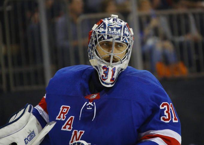 New York Rangers 1, Dallas Stars 2: Ondrej Pavelec steals a point (Highlights)