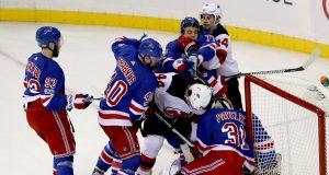 New York Rangers Report, 12/9/17: Devils in town tonight