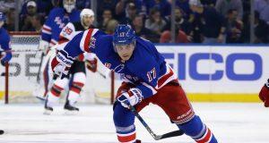 New York Rangers, Jesper Fast, NHL
