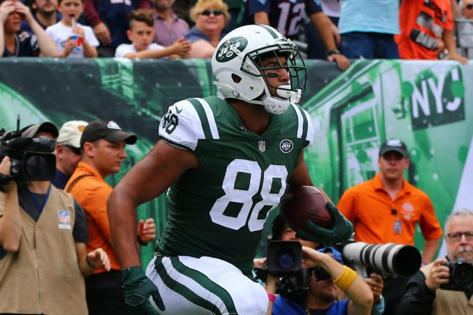 The New York Jets have struggled with consistency this season on offense. That is due to the lack of involvement of Austin Seferian-Jenkins.