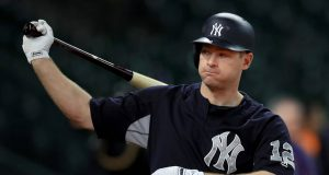 New York Yankees trade Chase Headley, Bryan Mitchell to San Diego