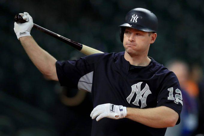 New York Yankees trade Chase Headley, Bryan Mitchell to San Diego