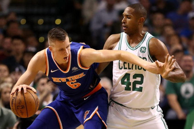 vBeast of the East? New York Knicks have chance to prove something against Boston