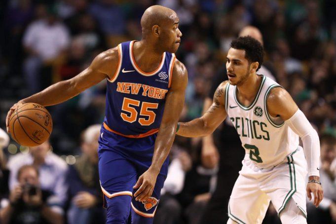New York Knicks: Jarrett Jack making most of Tim Hardaway Jr.'s absence