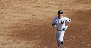 Greg Bird New York Yankees Kansas City Royals