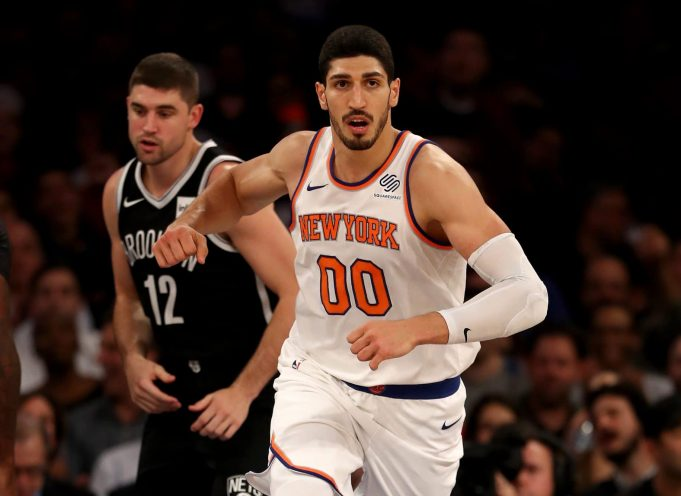 New York Knicks: Enes Kanter's health must come before his heart