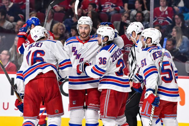 Can the New York Rangers reach the Stanley Cup Finals