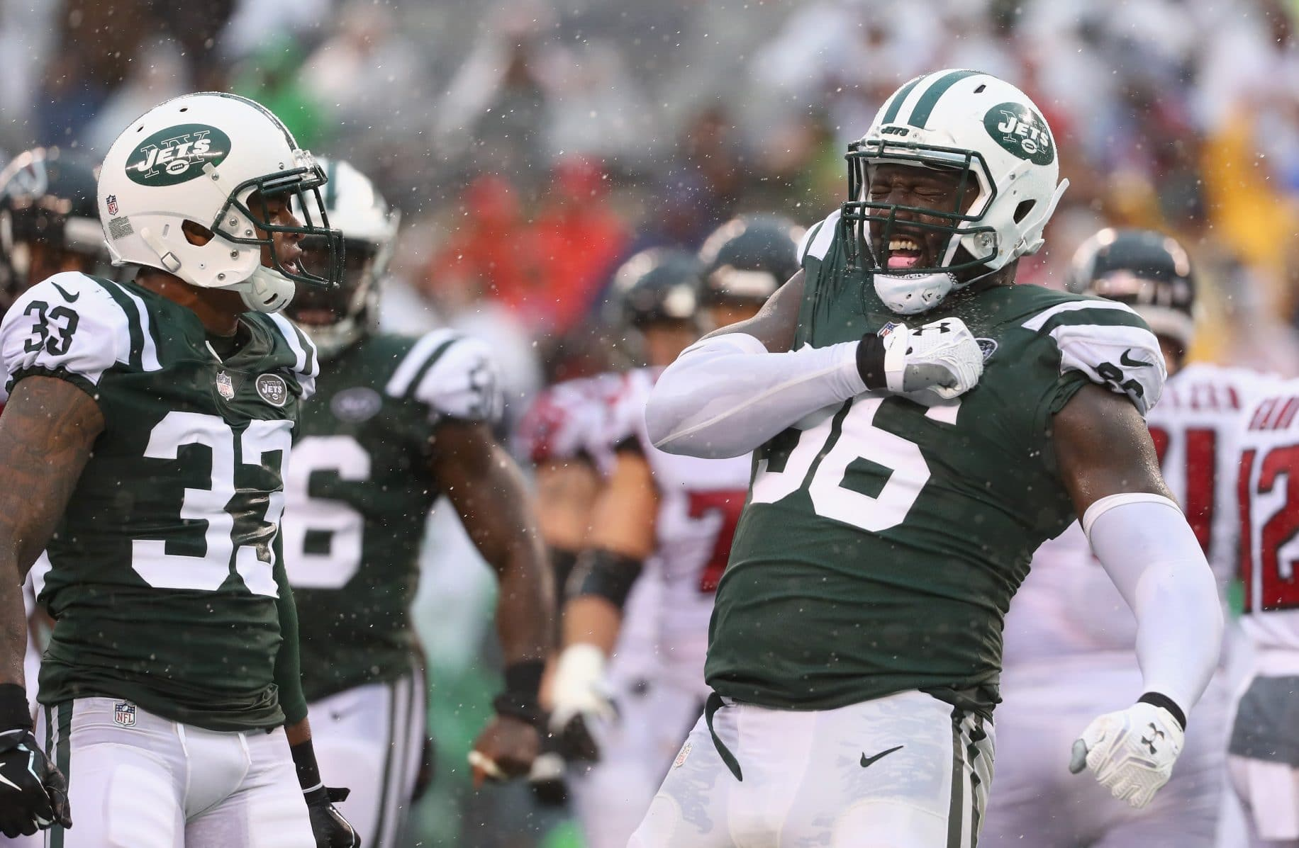 6f069c2ec New York Jets  Muhammad Wilkerson benched due to tardiness